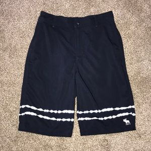 Boys Abercrombie Pool To Play Shorts